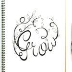 Il lettering: tra scrittura e arte