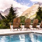 Alpine smart working Lavorare ai piedi del Monte Bianco in un antico chalet valdostano