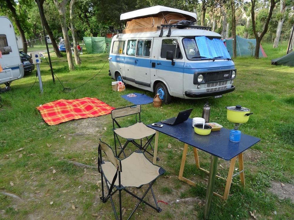 Viaggiare in camper conviene