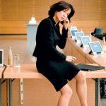 Imprenditoria femminile in aumento.