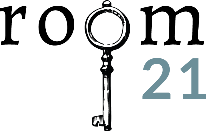 Room 21 blog, news Vicenza Logo