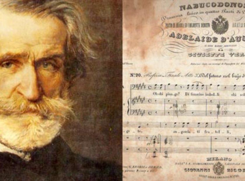 Giuseppe Verdi en línea: descubre al compositor italiano más famoso con un ciclo de charlas