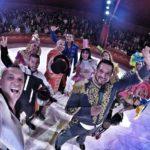 """Il Circo di Mosca a Vicenza con """"Gravity"""", unica tappa in Veneto"""