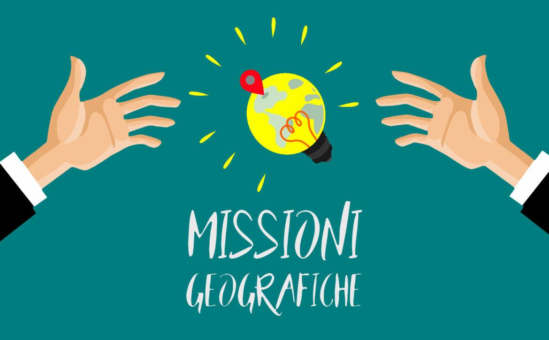 MissioniGeograficheHome