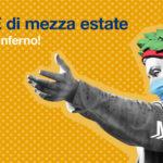 """Il MUSE di Trento festeggia con """"Via dall'Inferno"""": cinema, musica e riflessioni sul futuro della pandemia"""