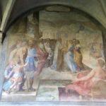 Rigoni di Asiago a Firenze restaura gli affreschi di Santa Maria Novella